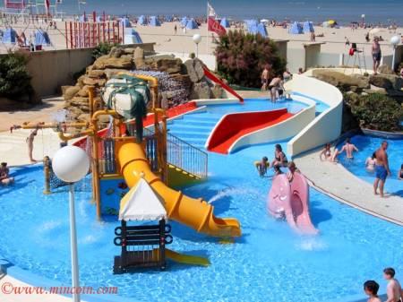 Actualit les parcs d 39 attractions de la r gion lille for Piscine le touquet