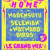 Madensuyu + Selenian + Wayward Birds