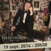 Simon Fache – Spectacle «Pianistologie»
