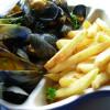 Braderie Triporteur > du son + des moules + des frites = du plaisir