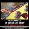 Dimanche au Musical (BBQ + les fonds de tiroirs + concours baby 1c1)