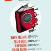 Live entre les Livres / Tony Melvil