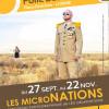 Vernissage Expo Photo : Les micronations – Léo Delafontaine