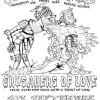 Fuck Knights + Crusaders Of Love