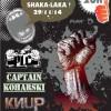 Knup + Captain Koharski + P.L.C
