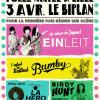 Einlett + La Hero + Bumby +  Birdy Hunt