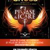 Pégase et Icare, le nouveau spectacle entre Ciel et Terre d'Alexis Gruss