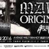 Marduk + Immolation + Origin