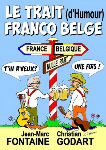 Spectacles le trait franco belge lille la - Comptoire d electricite franco belge ...