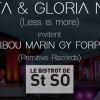 Less is more invite Primitive Records