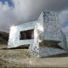 «Réfléchir», le blockhaus-miroir à quelques kilomètres de Dunkerque