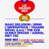 20 ans du Grand Mix avec BRNS + The KVB + FùGù MANGO…