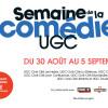 Des pass pour la Semaine de la Comédie à l'UGC Lille