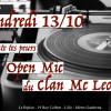 Open mic du Clan Mc Leod #17