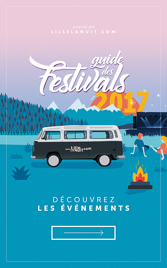 Guide des Festivals 2017