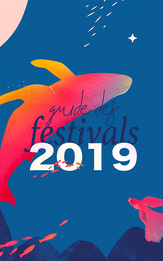 Guide des festivals 2019