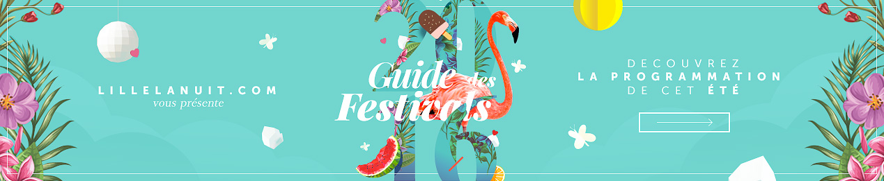 Guide des Festivals 2016