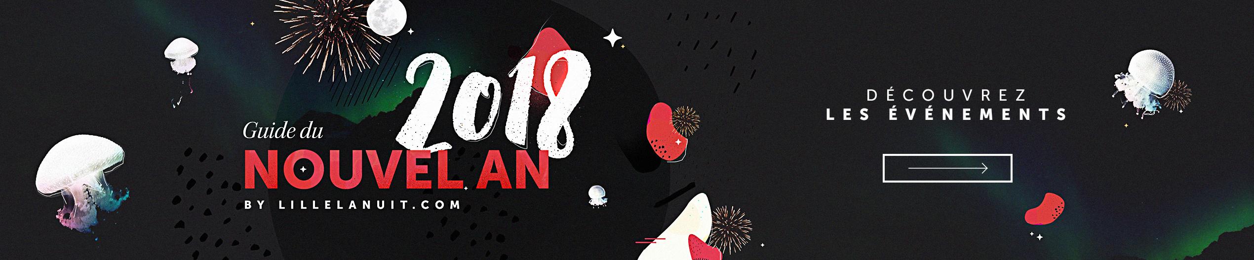 Guide du Nouvel An 2018