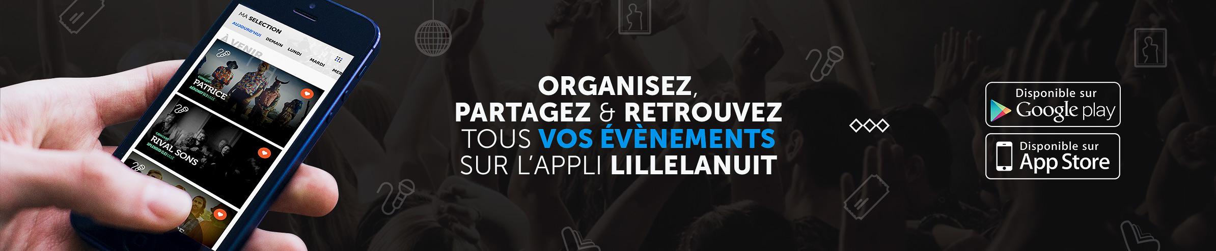 Application LillelaNuit