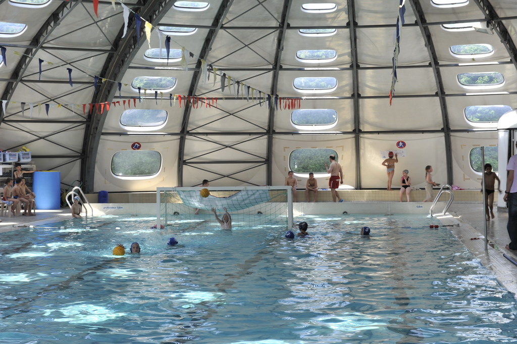 Lieux culturels piscine lille sud lille la for Piscine lille sud