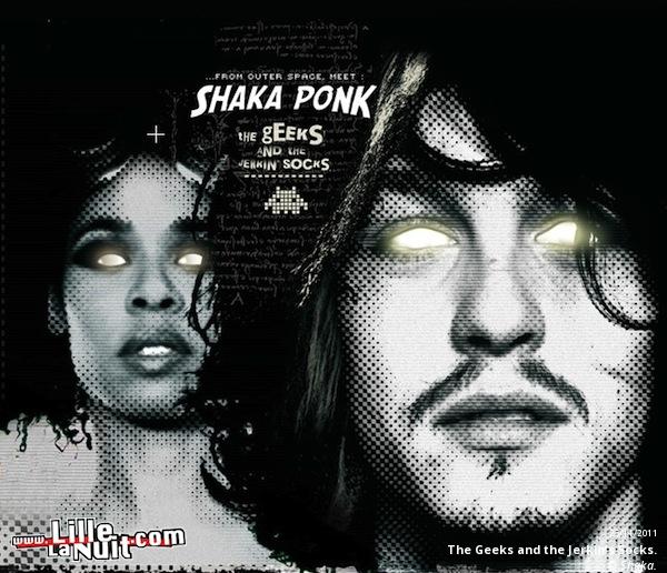 Shaka Ponk Au Zenith De Paris Live Report Lille La Nuit Com
