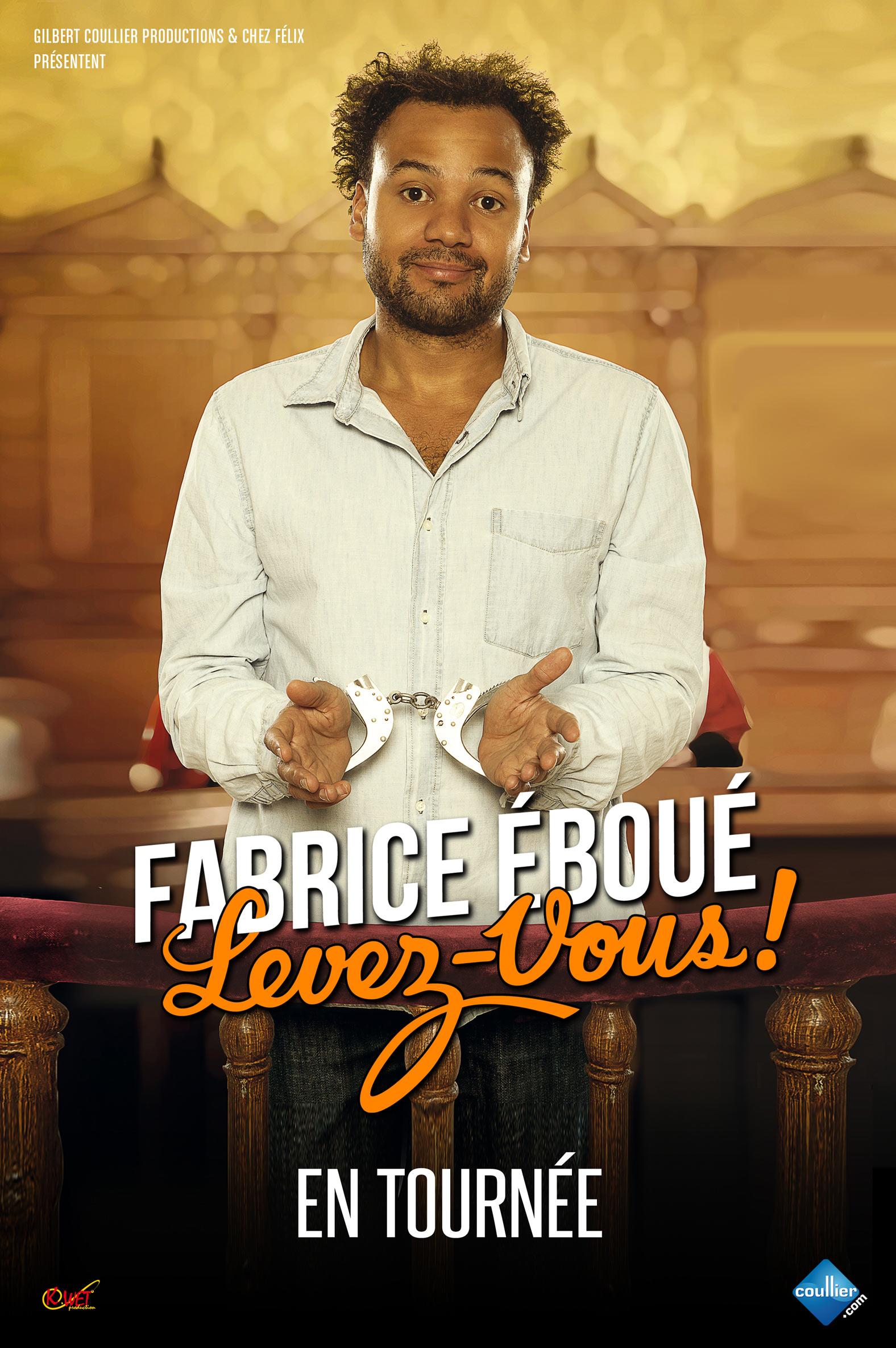 Fabrice Éboué – Levez-vous !
