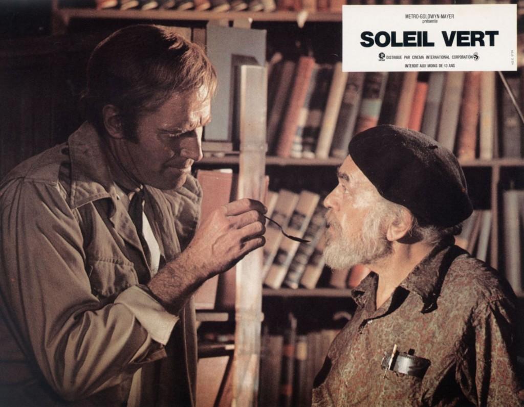 Actu - Soleil Vert : Un classique de la science-fiction...