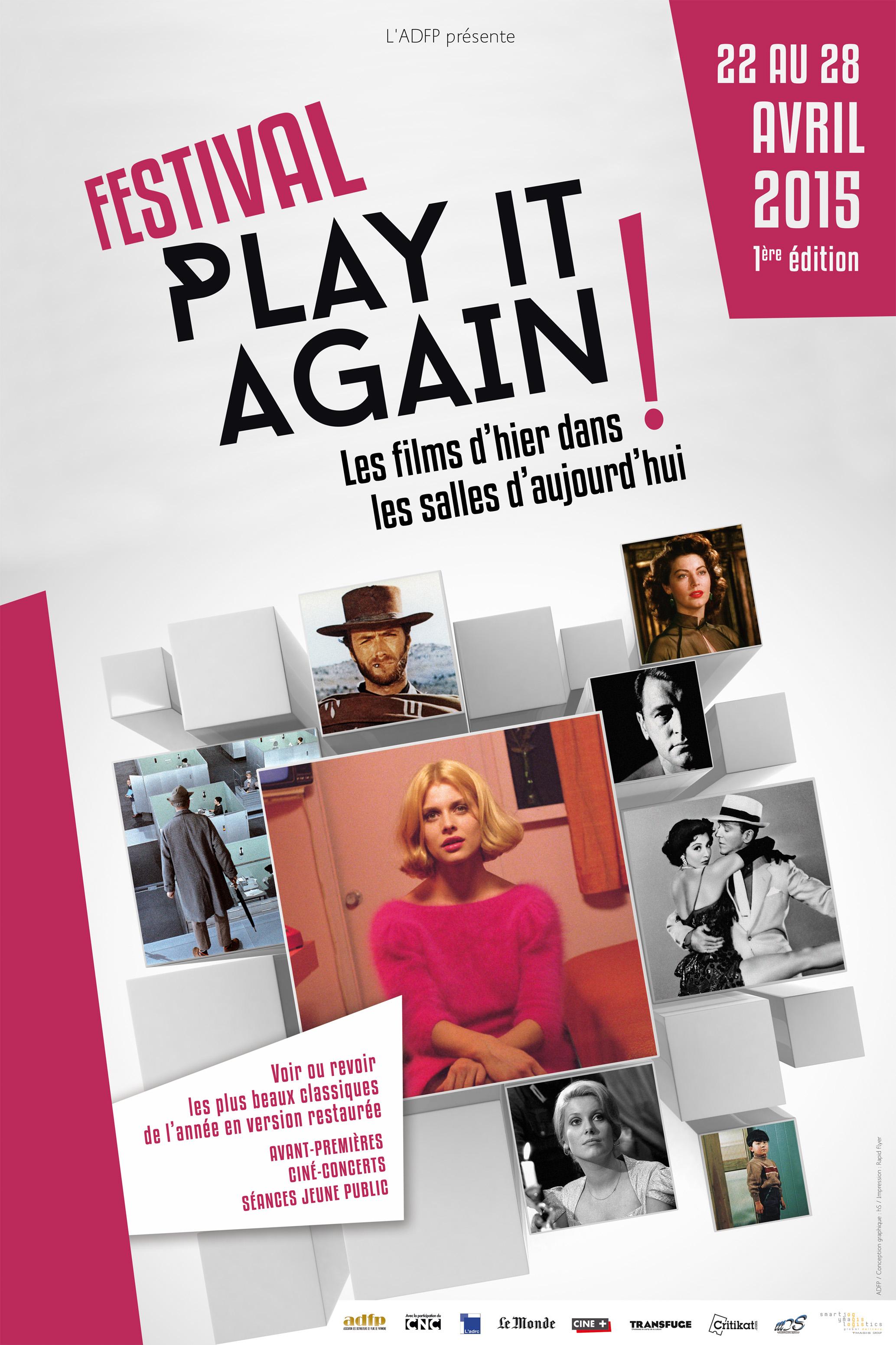Festival «Play It Again !» : Les films d'hier dans les salles d'aujourd'hui