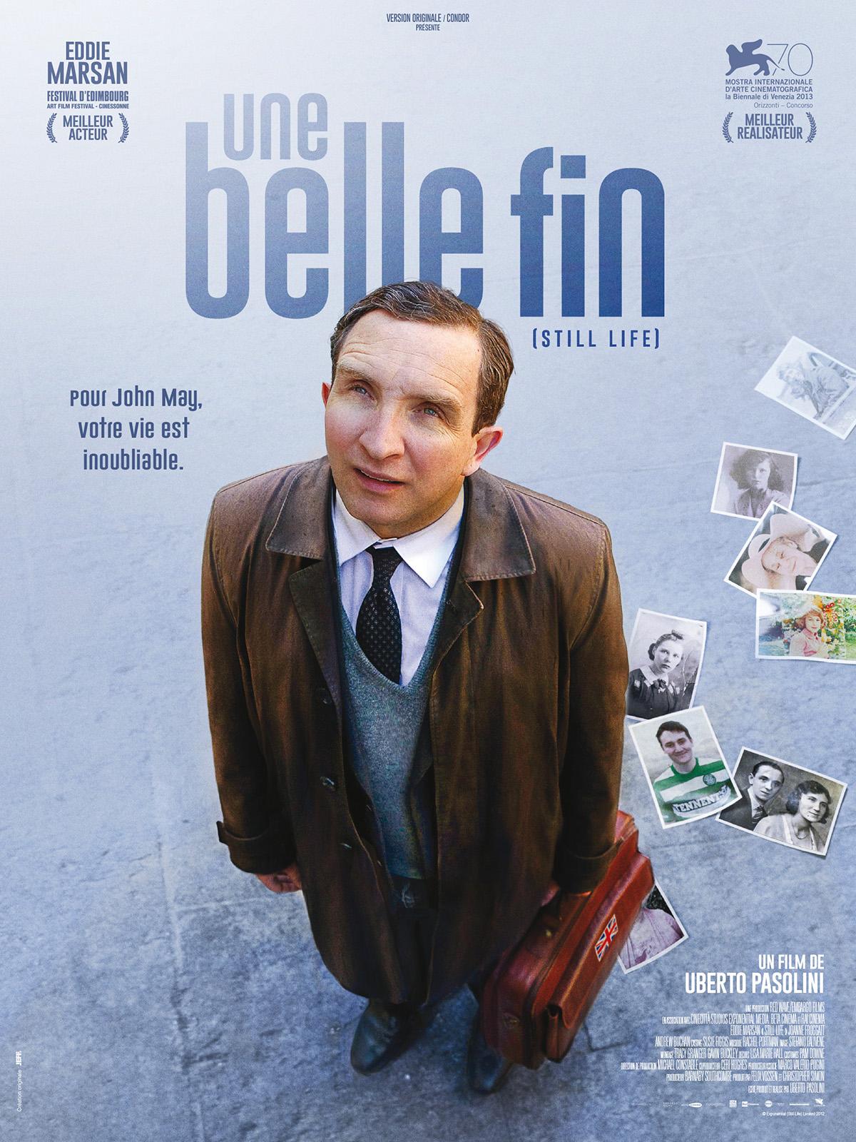 Une Belle Fin : Un film fort, bouleversant, qui rend heureux, par le producteur de The Full Monty