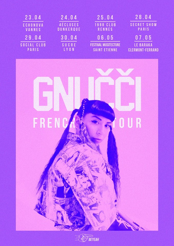 Gnucci + Dj Fly + Anh K + Guest