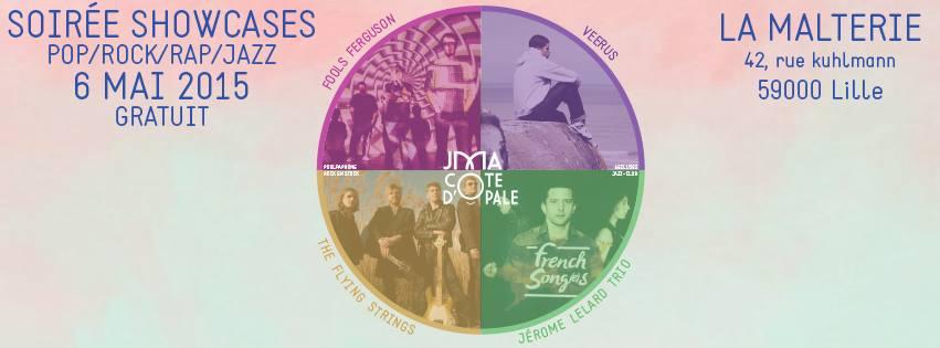 Jazz et Musiques Actuelles Côte d'Opale