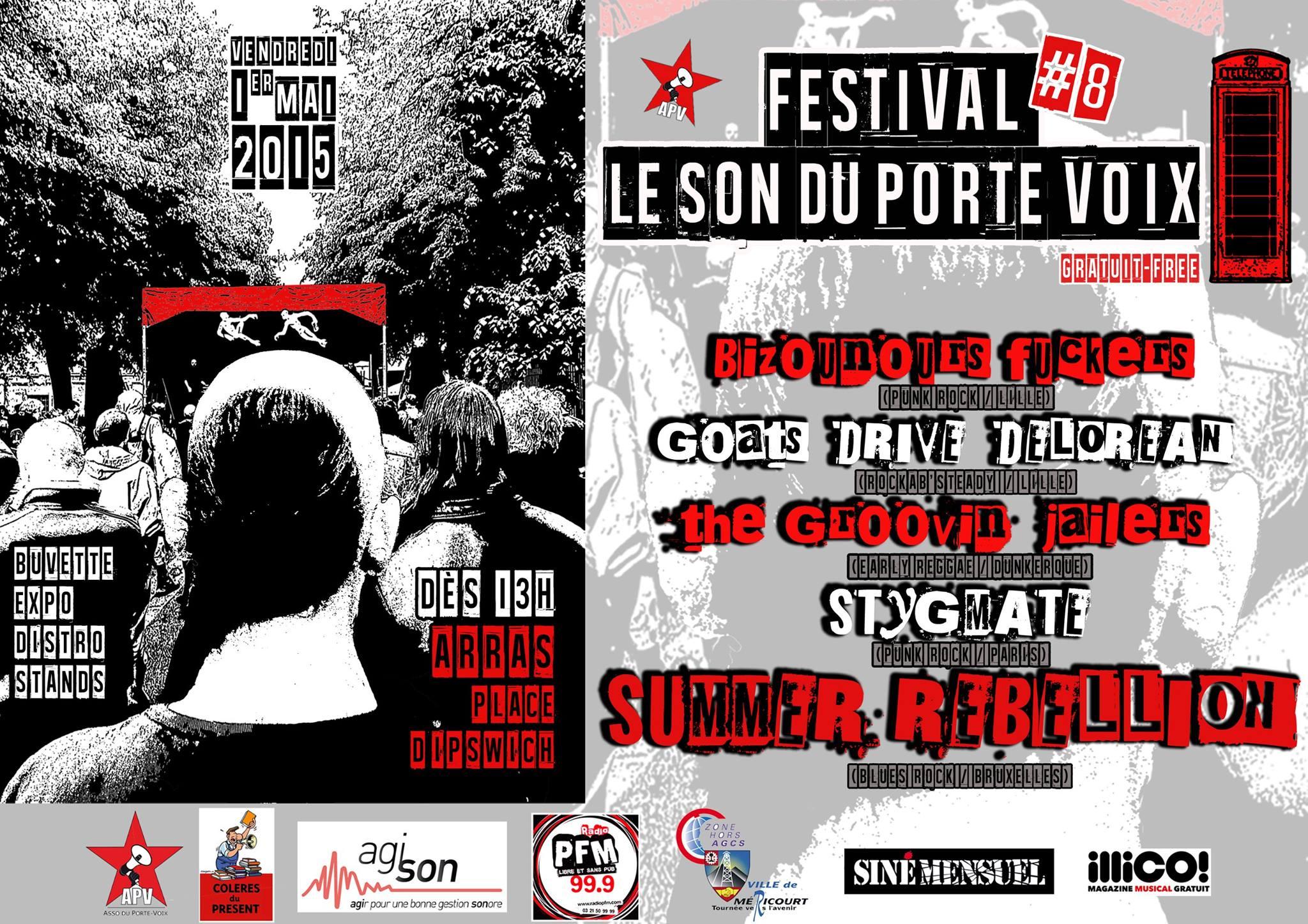 Festival Le Son du Porte-Voix #8