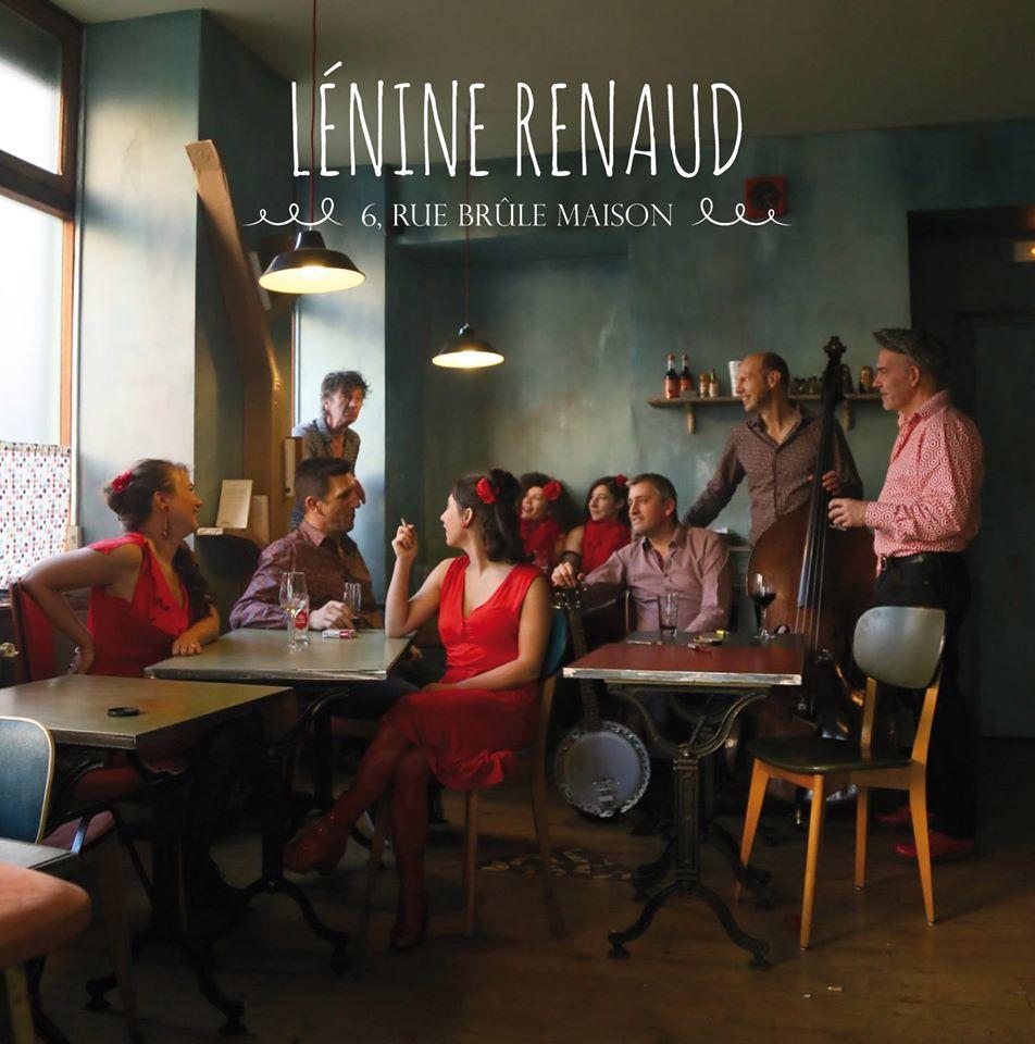 Direction le 6 rue Brûle Maison à Lille pour le nouvel album de Lénine Renaud