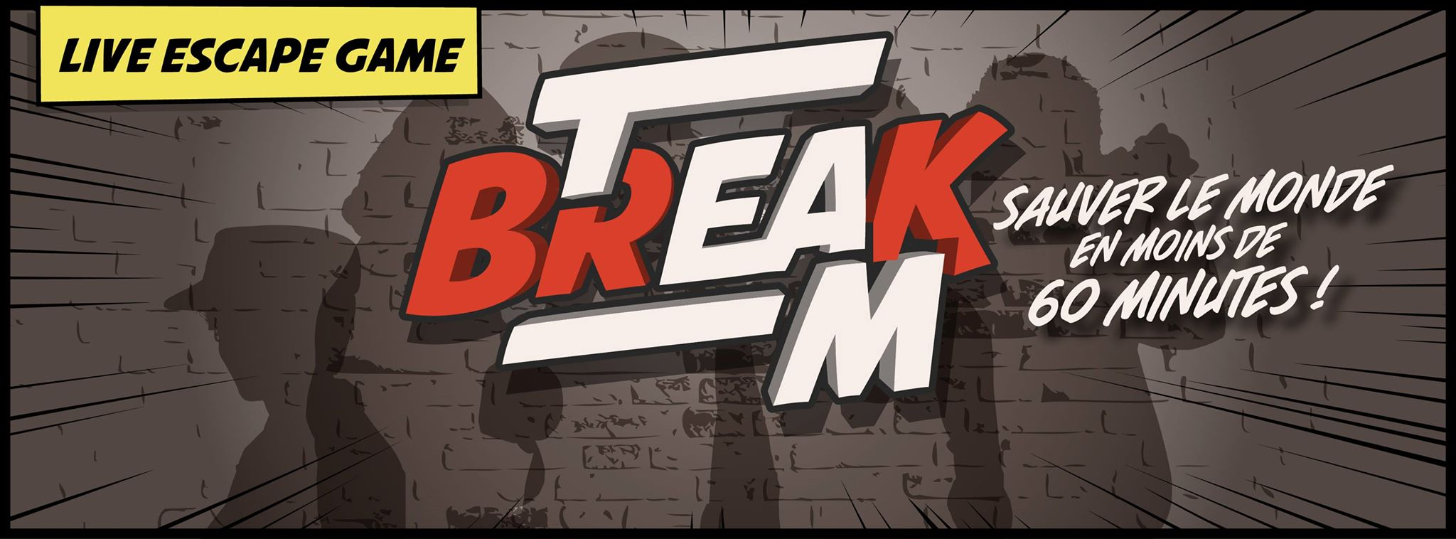 Team Break Bannière