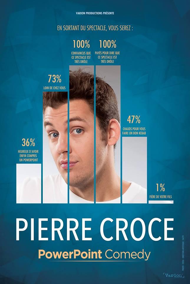 Pierre croce spectacles lille la for Parc expo dijon