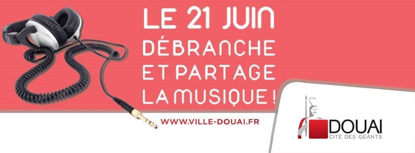 Douai f te de la musique 2016 concerts lille la - Piscine douai ...