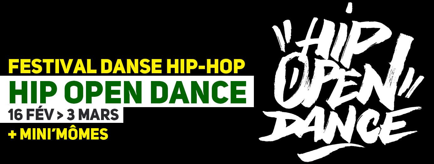 Hip Open Dance