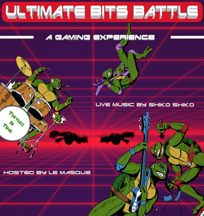 Aperokunmix Mycommodore64 + Ultimate Bits Battle (by Shiko Shiko)