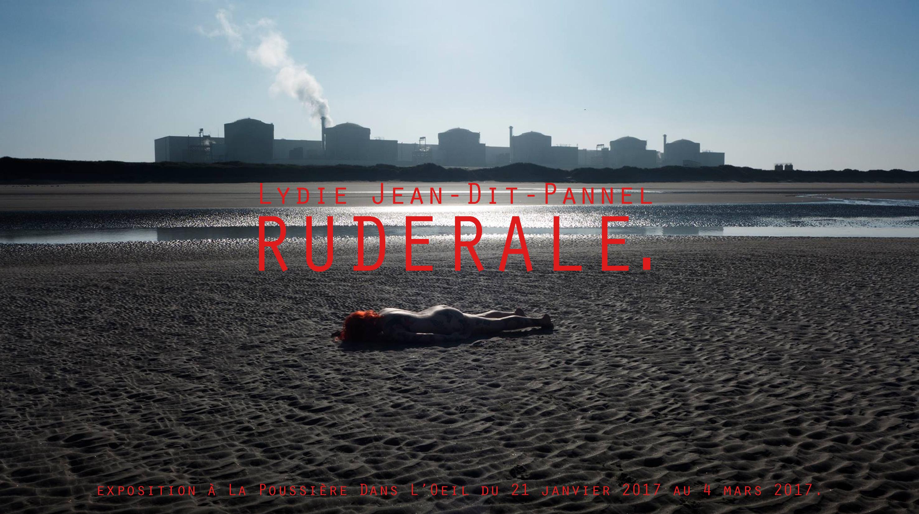 Lydie Jean-Dit-Pannel – Rudérale