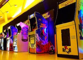 Arcade Mode #retrogaming