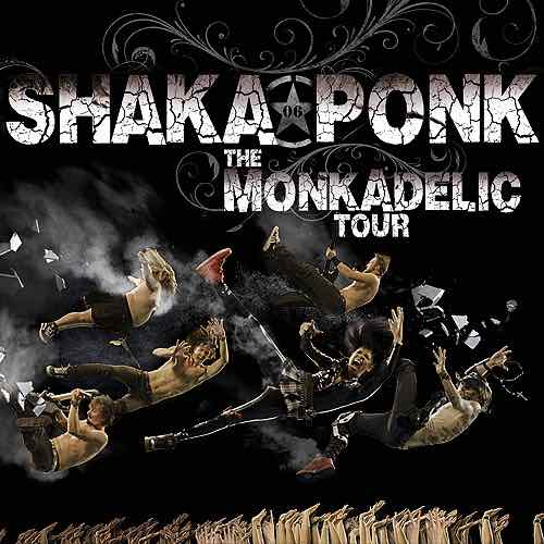 Shaka Ponk – The MonkAdelic Tour