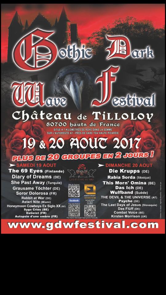 Gothic Dark Wave Festival 2017