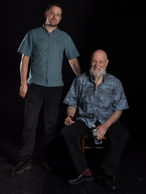 Terry Riley & Gyan Riley + Lubomyr Melnyk