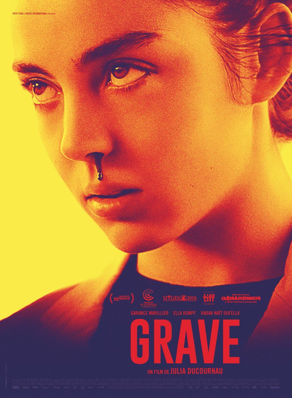 «Grave» : Portrait d'une jeune cannibale sous le signe de l'horreur, du drame et de l'humour !