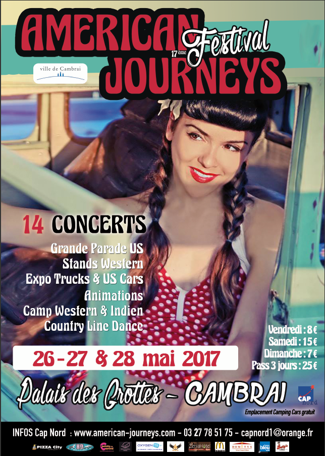 American Journeys 2017