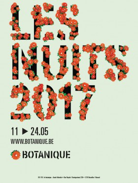 Les Nuits Botanique 2017
