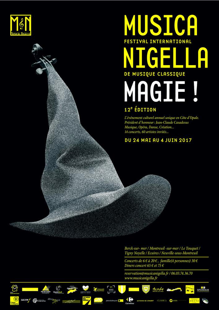 Musica Nigella 2017