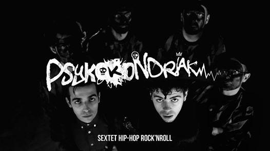 La nouvelle vidéo live de Psykokondriak