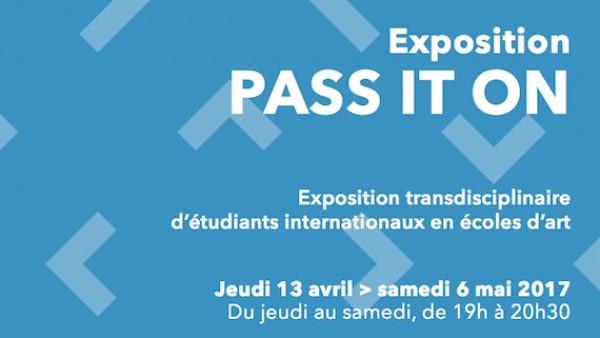 Exposition Pass It On – TNCE
