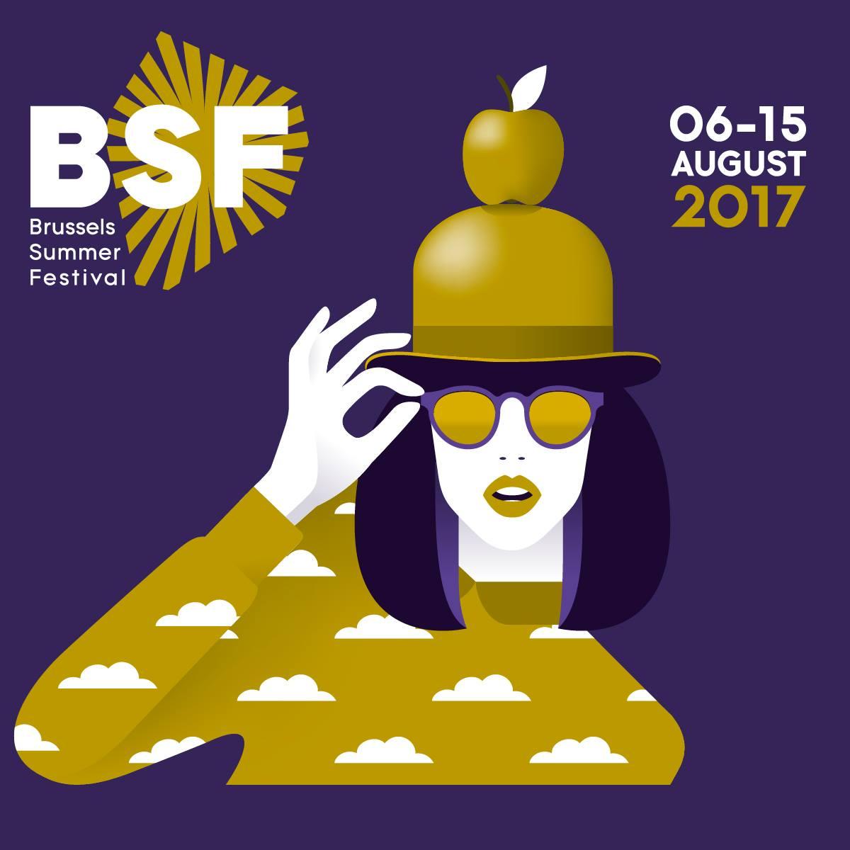 Brussels Summer Festival 2017